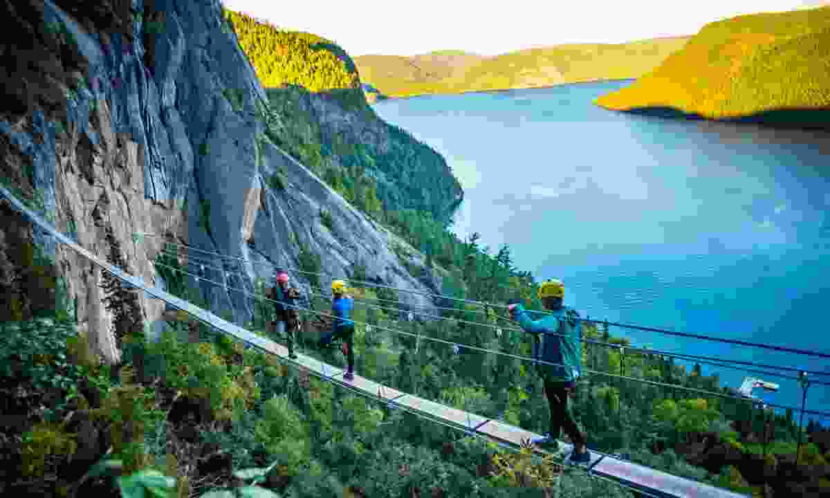 Saguenay-Lac-St-Jean (TrailFinders)