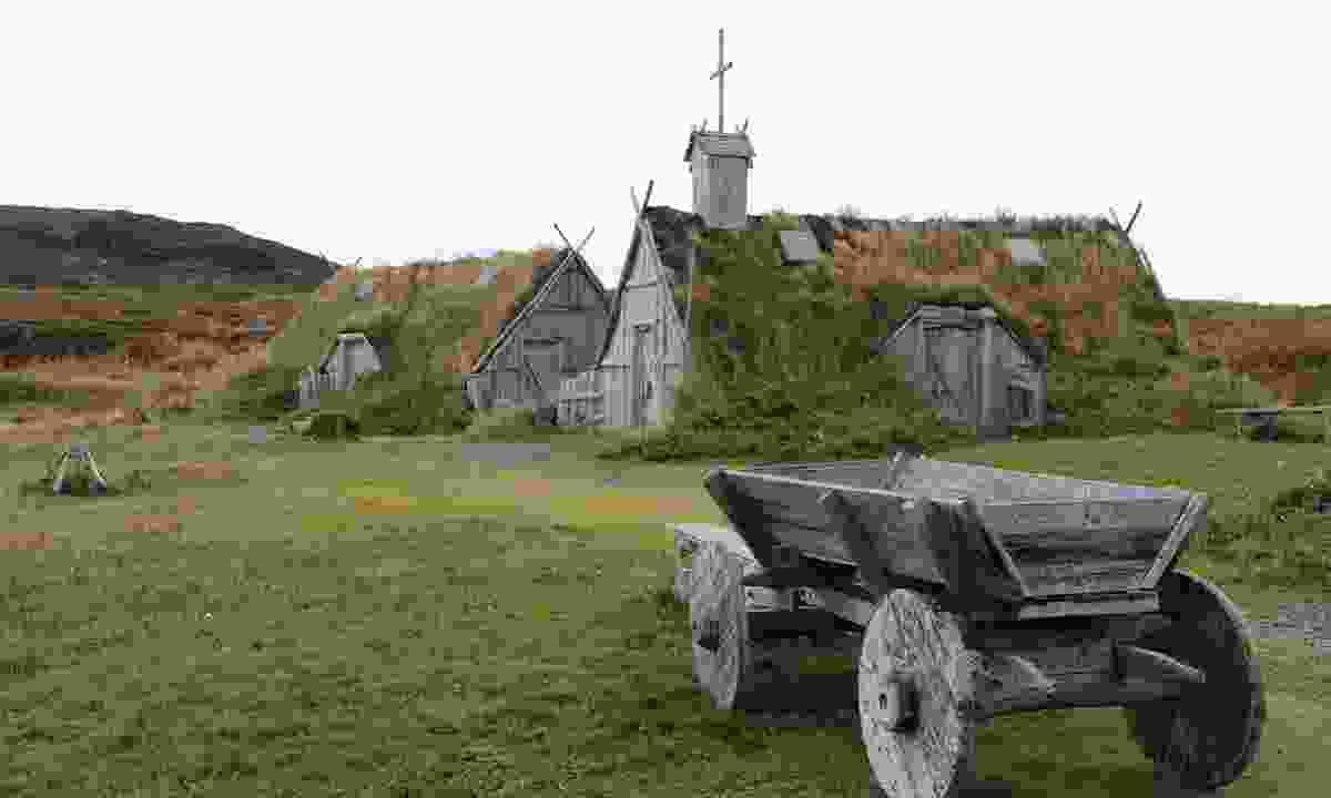 Viking village of Nordsund (Phoebe Smith)