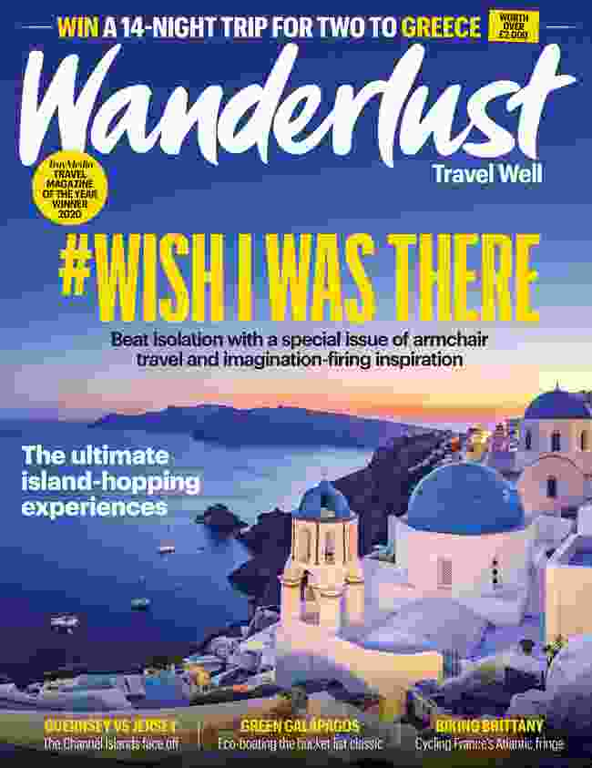 Want to be featured in a future issue of Wanderlust?
