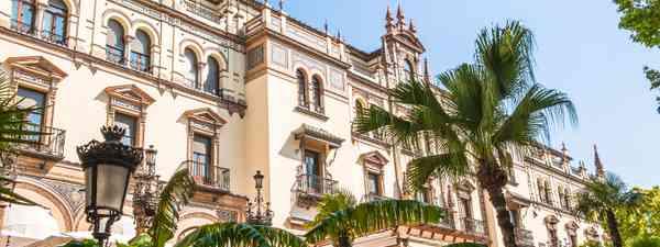 Hotel Alfonso XIII, Seville (Shutterstock)