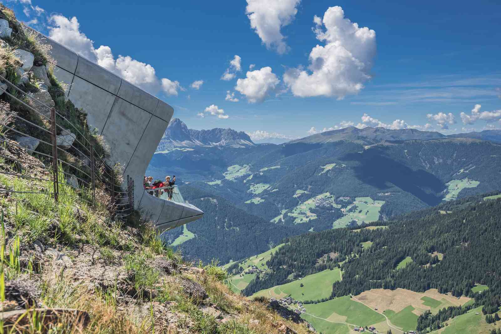 Messner Mountain Museum, Italy (Shutterstock)