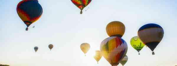 Coruche International Ballooning Festival, Portugal (Shutterstock)