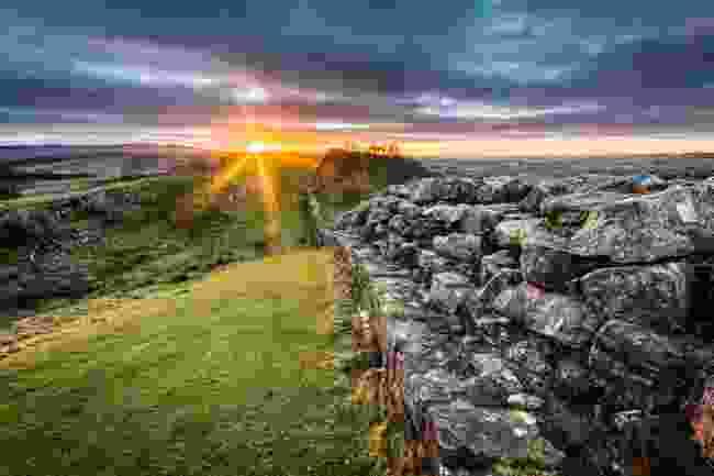 Hadrian's Wall (Shutterstock)