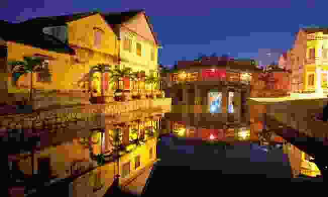 The Reunification Express passes through Hoi An (Dreamstime)