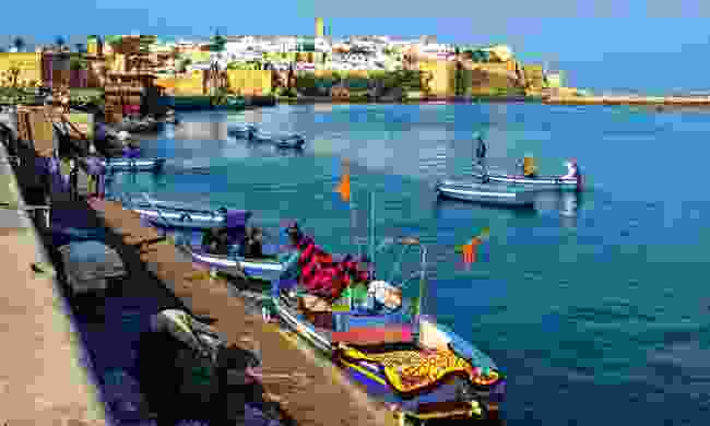 Kasbah of Rabat (Dreamstime)