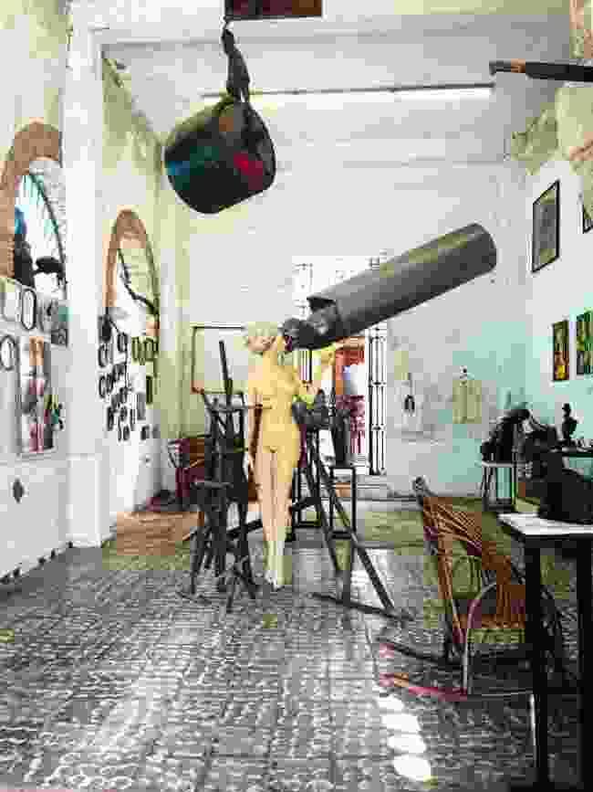 Taller Osmany Betancourt, Matanzas (Claire Boobbyer)