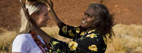 Aboriginal experience at Uluru-Kata Tjuta National Park (Tourism NT)