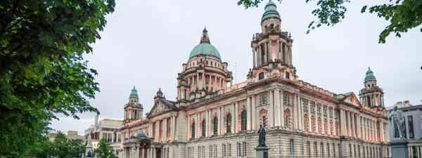 Belfast City Hall (Shutterstock)