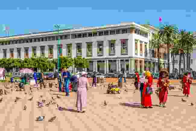 Mohammed V Square, Casablanca (Shutterstock)