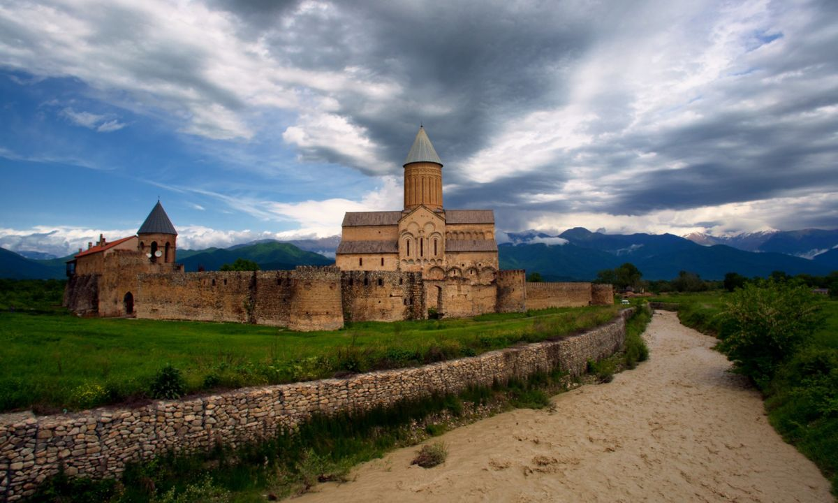 Alaverdi Monastery (Ryan Opaz)