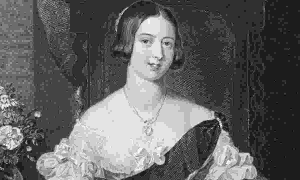Victoria as a young woman (Dreamstime)