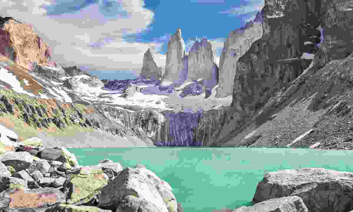 Torres del Paine mountains, Patagonia, Chile (Dreamstime)