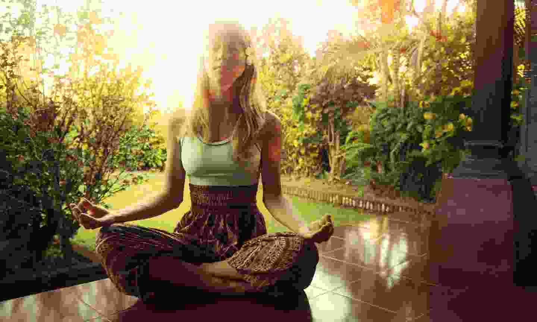 Yoga in Ubud (Dreamstime)