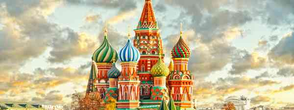 St Basil's Cathedral, Moscow (Dreamstime)