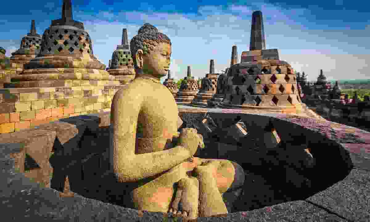 Borobudur Temple (Dreamstime)
