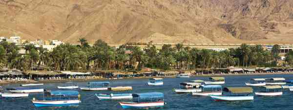 Aqaba harbour (Dreamstime)