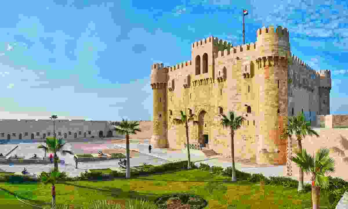 Qaitbay citadel (Shutterstock)
