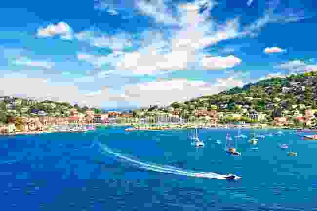 The Cote d'Azur (Shutterstock)