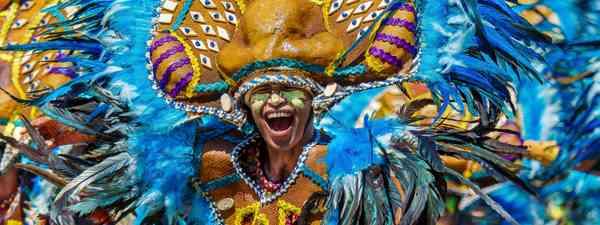 Festival Ati-Atihan, Philippines (Shutterstock)