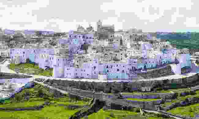 Explore the charming city of Ostuni (Newmarket Holidays)
