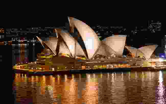 Sydney Opera House, Australia (Dreamstime)