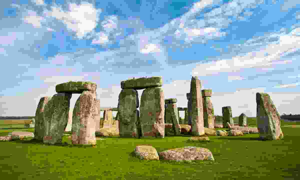 Stonehenge (Dreamstime)