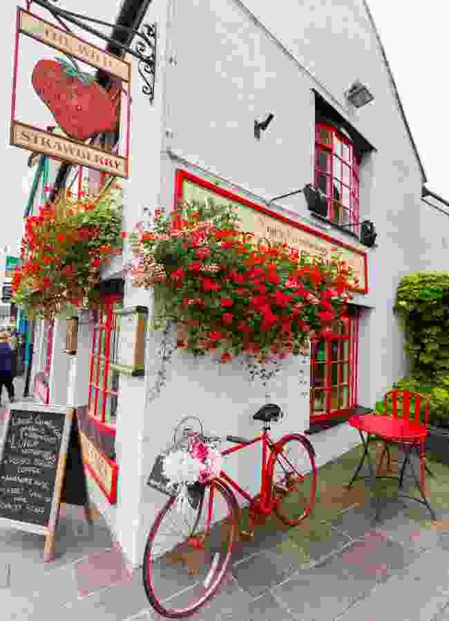 The Wild Strawberry cafe, Keswick (Dreamstime)