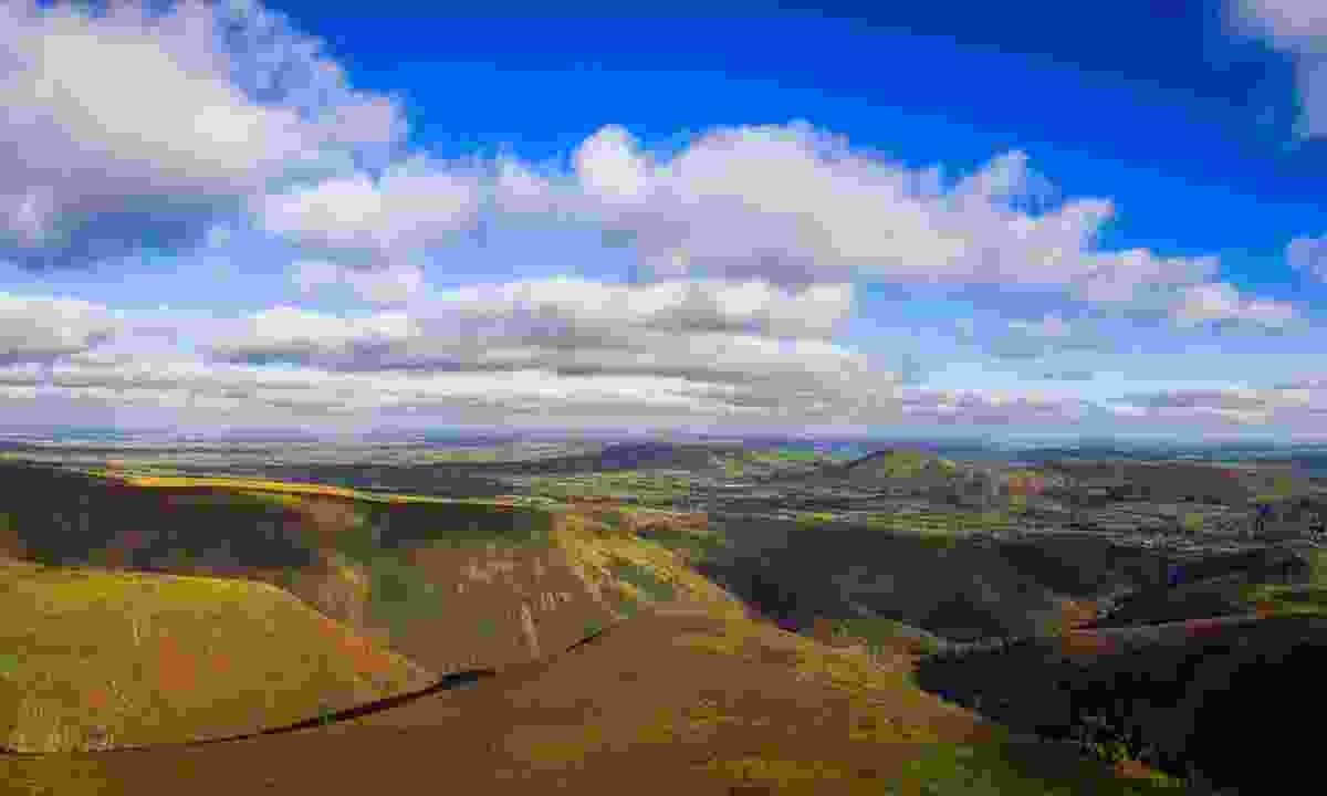 Long Mynd, Shropshire (Dreamstime)