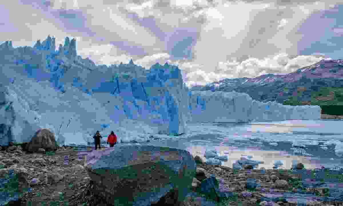 Glacier Perito Moreno (Dreamstime)
