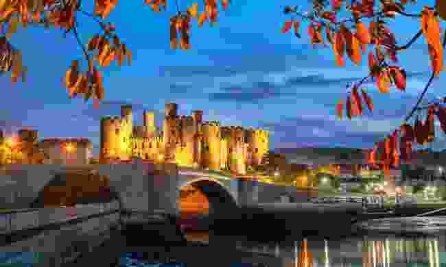Conwy Castle (Dreamstime)