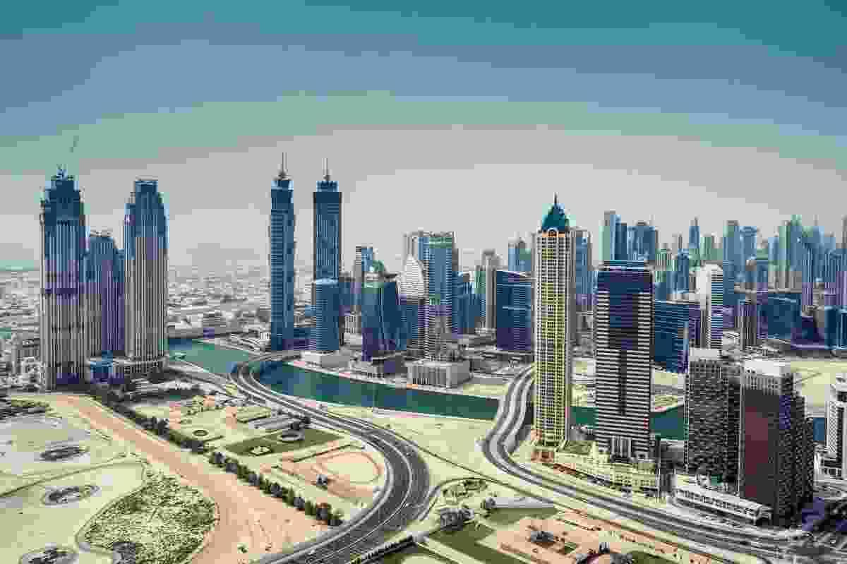 Dubai's famous skyscrapers (Shutterstock)