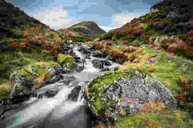 Grey Mare's Tail Nature Reserve, Dumfries & Galloway (Shutterstock)