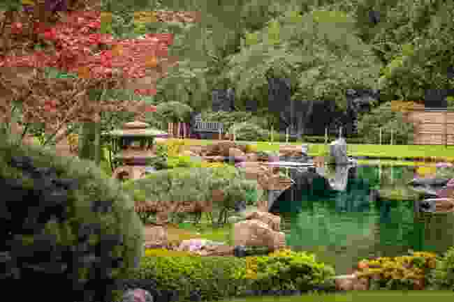 Kyoto Garden in Holland Park (Shutterstock)