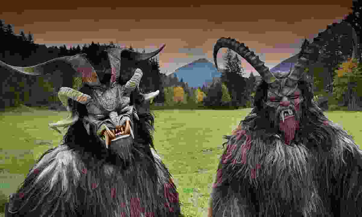 The 'bad cop' of Christmas, Krampus in Norway (Shutterstock)