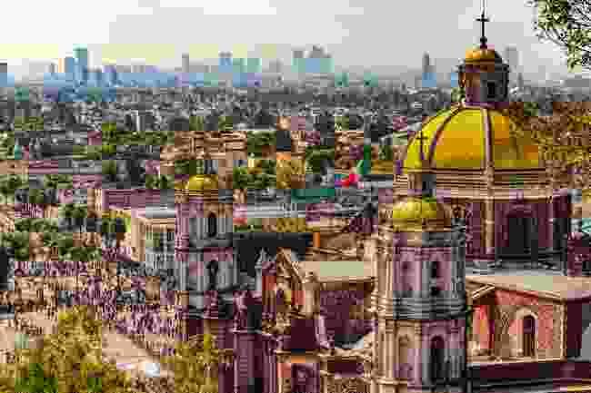 Mexico City, Mexico (Shutterstock)