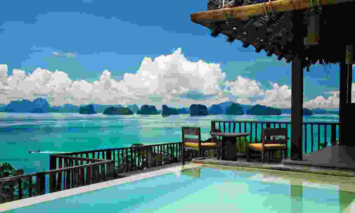 Yao Noi Resort, Thailand (Basil Childers)