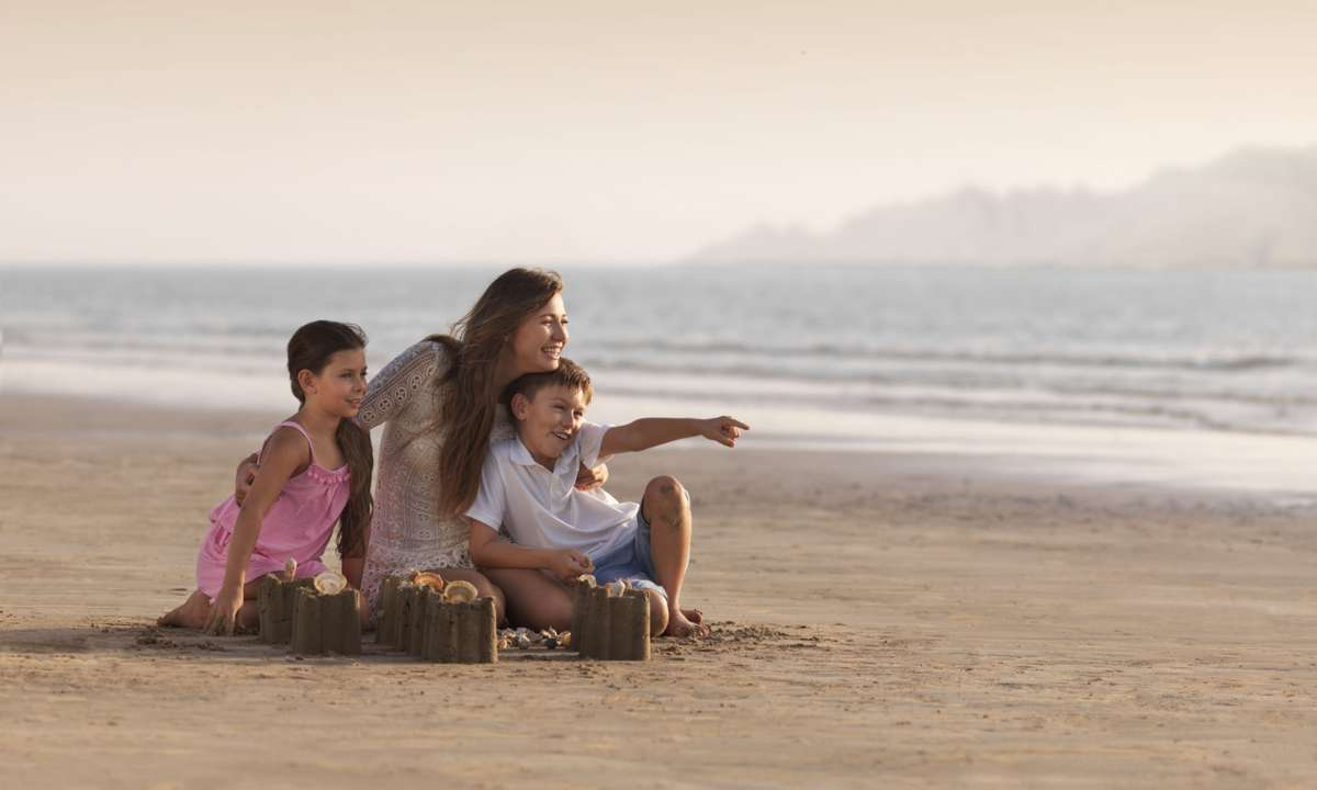 Kids under 12 can stay free for this summer and autumn (Ras Al Khaimah Tourist Board)