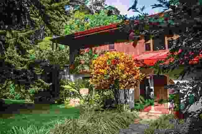 Rancho Naturalista (Mark Stratton)