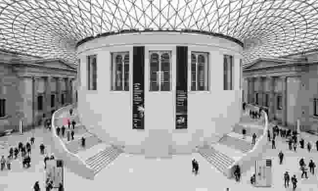 The British Museum, London (Shutterstock)
