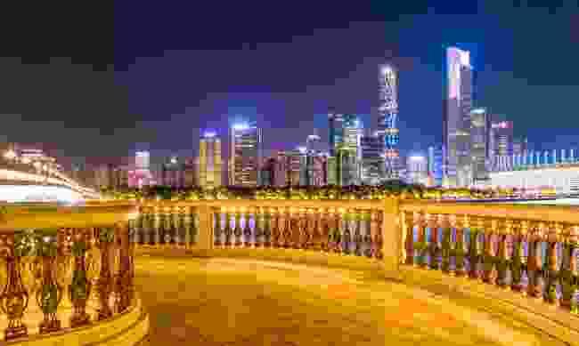 Guǎngzhōu's historic harbour (Shutterstock)