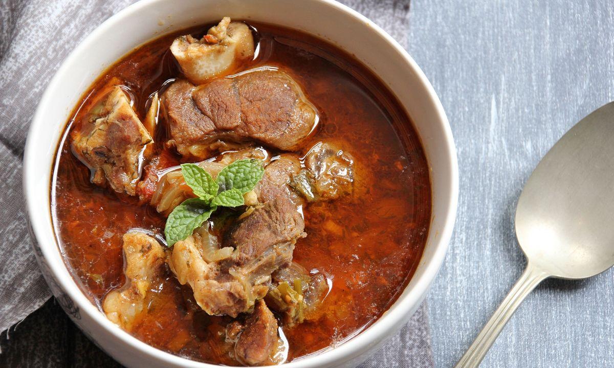 Lamb Stew (Shutterstock)