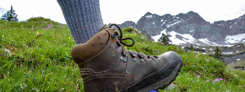 Hiking socks (Dreamstime)