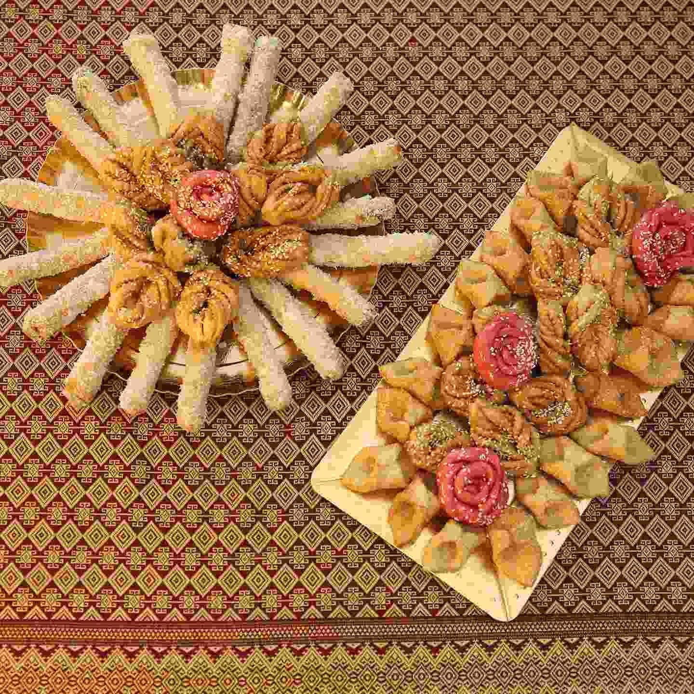 Moroccan desserts (Shutterstock)