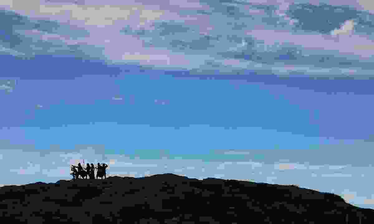 Where Viking roam on L'anse aux Meadows (Phoebe Smith)