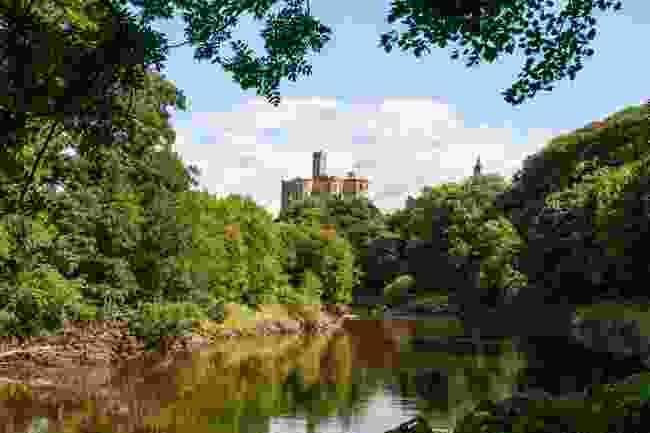 Warkworth Castle, Northumberland (Shutterstock)
