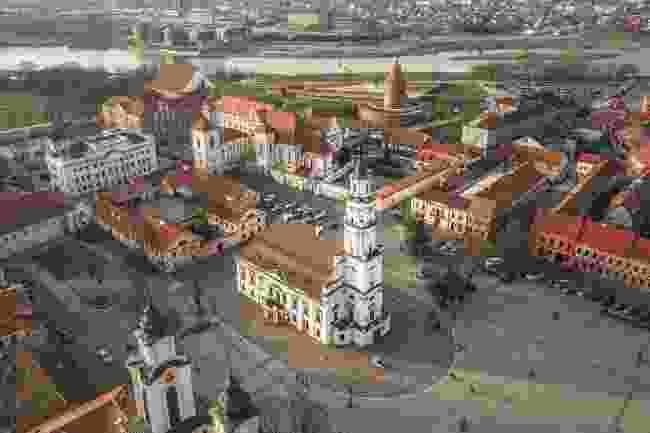 Kaunas Town Hall in the Old Town, Kaunas (Shutterstock)