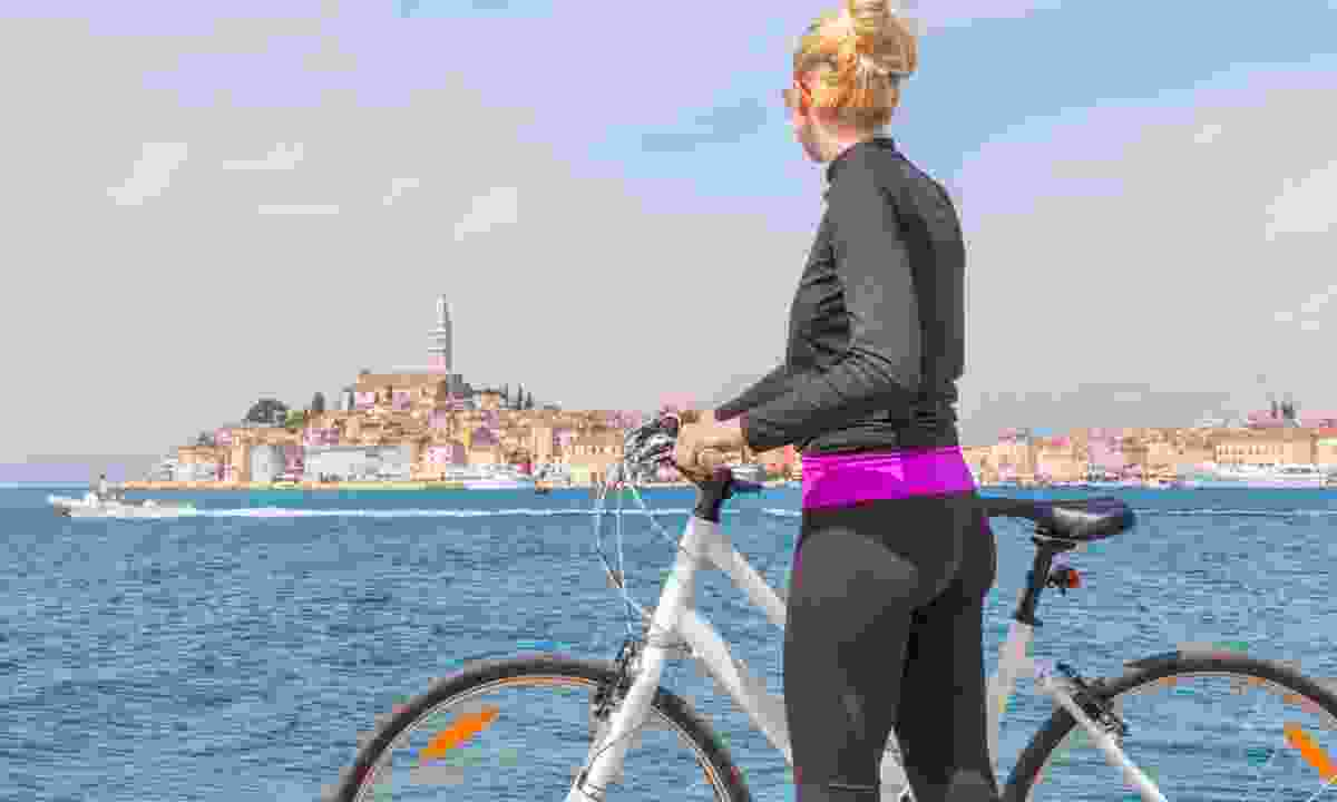 Cycling in Croatia (Dreamstime)