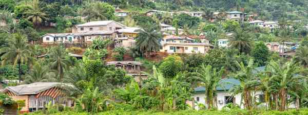 Limbe town, Cameroon (Shutterstock)