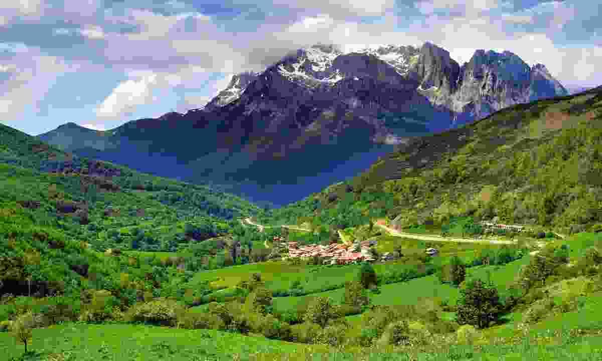 Picos de Europa National Park, Spain (Dreamstime)
