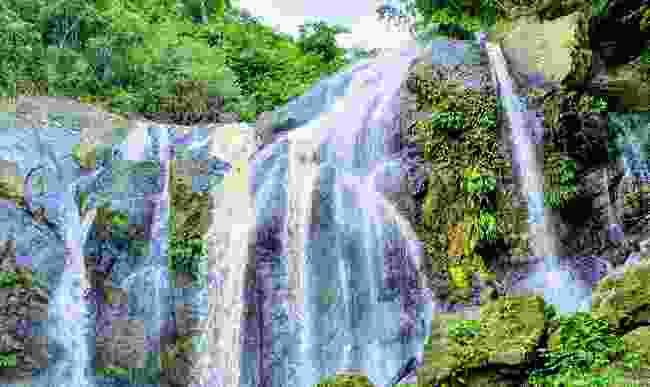 Discover waterfalls (Tobago Tourism Agency Ltd)